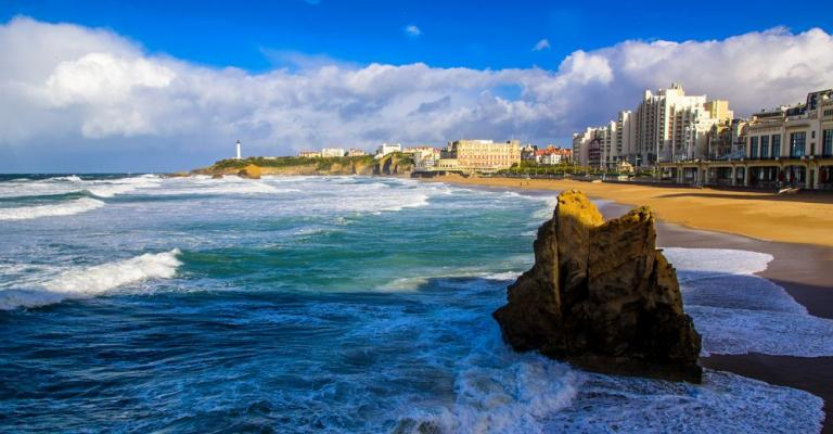 Picture Europe: Biarritz