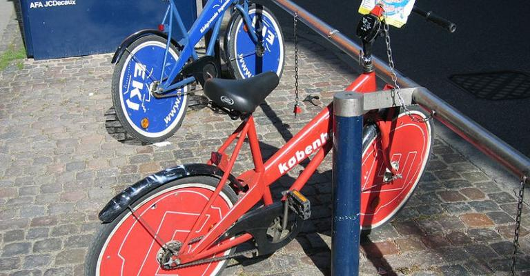 Picture Europe: Con Bici en Copenhague