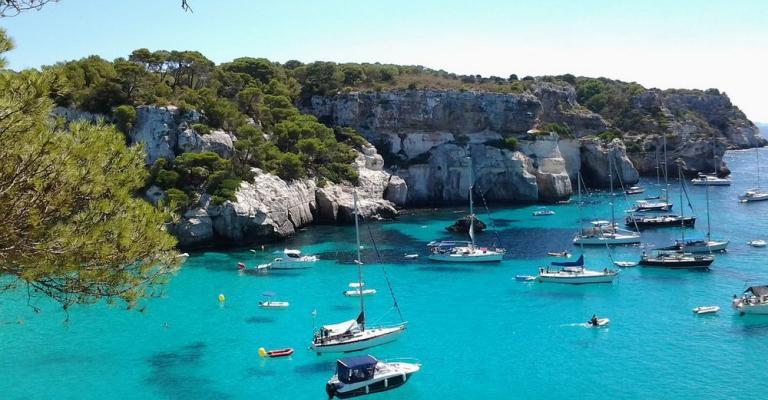 Photo Île de Minorque: Menorca mar