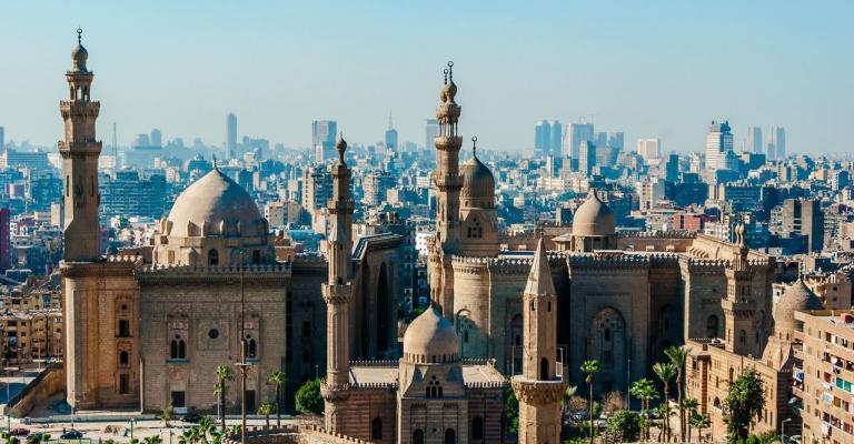 Fotografia de África: El Cairo