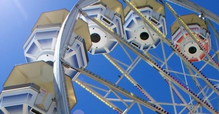 Photo : Theme parks