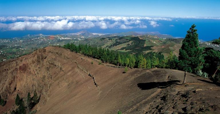 Foto von Gran Canaria Insel: Caldera de los Pinos de Galdar