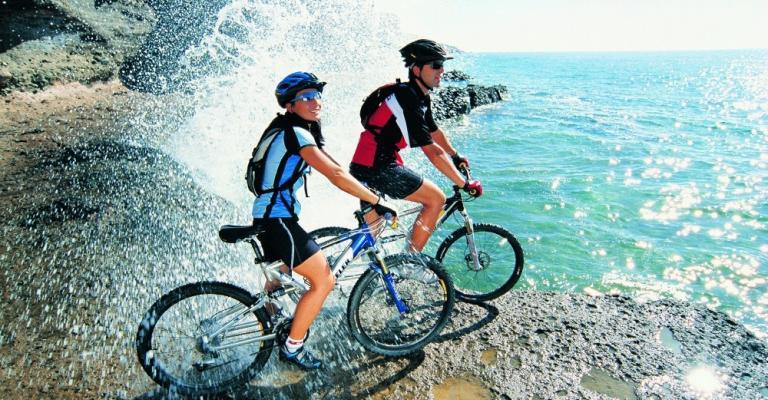Foto Isola di Gran Canaria: Cicloturismo en Gran Canaria