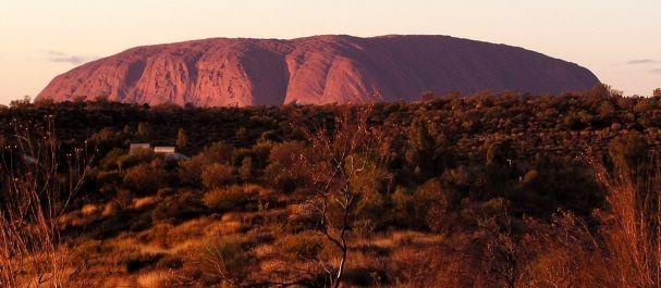 Fotografía de Oceanía: Australia, Ayer\'s Rock