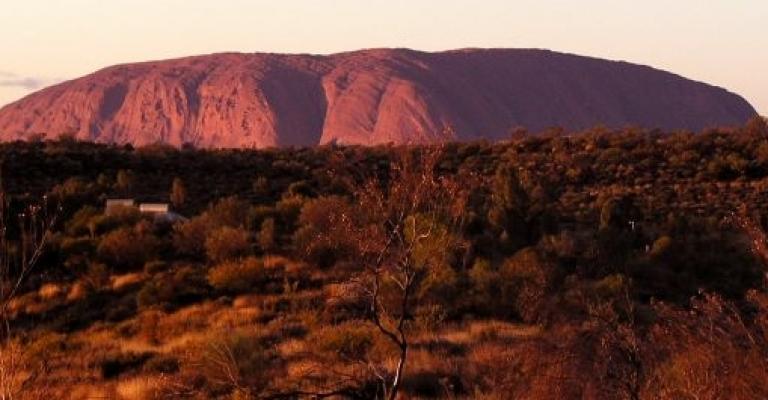 Foto Oceania: Australia, Ayer\'s Rock