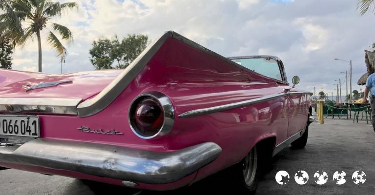 Foto Cuba: Cuba coche