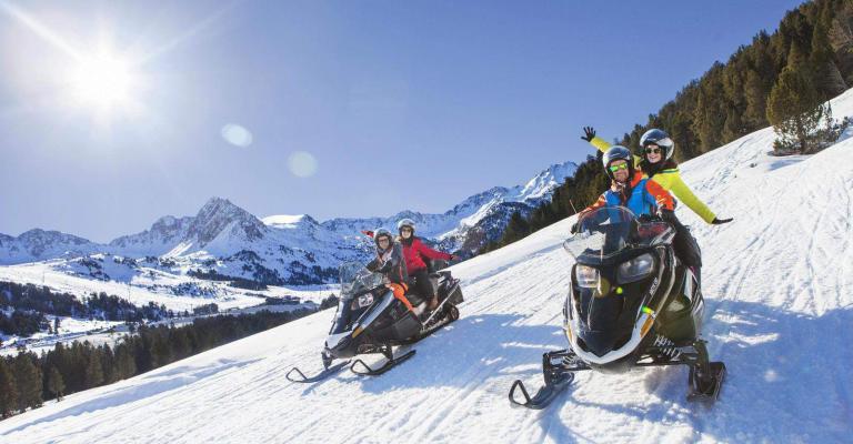 Photo : Grandvalira Adventure Activities