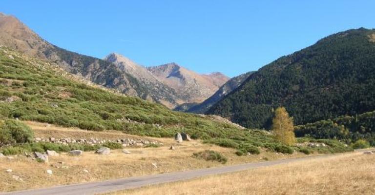 Fotografía de : Valle de Boí