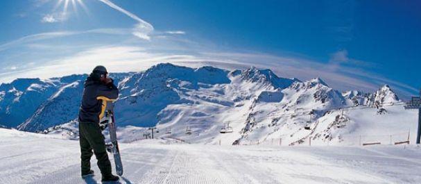 Fotografía de Andorra: Esquí y montañas en Andorra