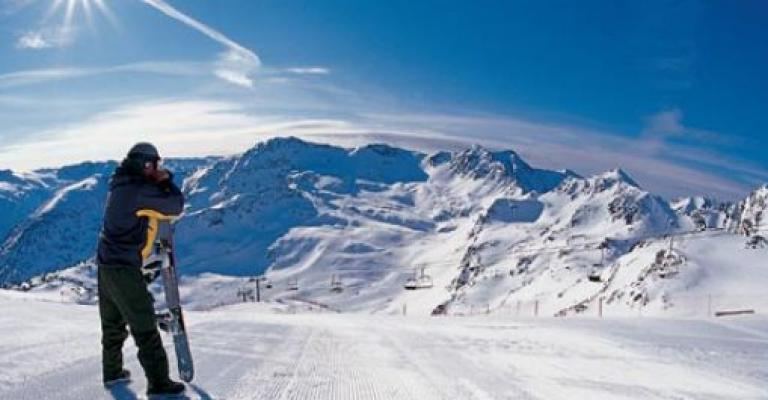 Fotografia de Andorra: Esquí y montañas en Andorra