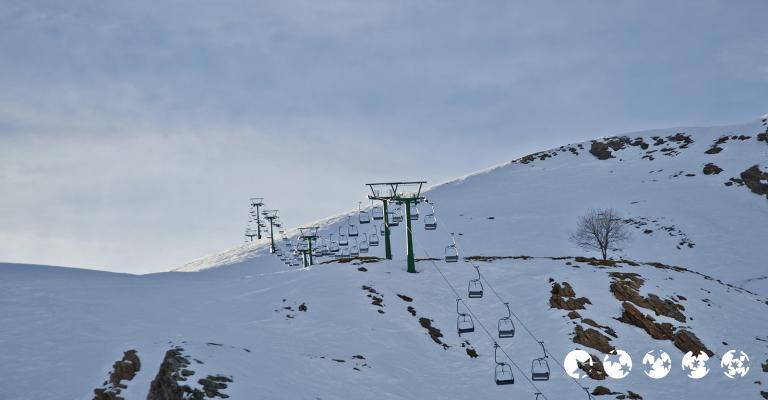 Photo : Esqui en Panticosa