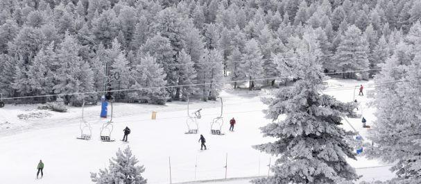 Fotografía de : Esquí en Teruel