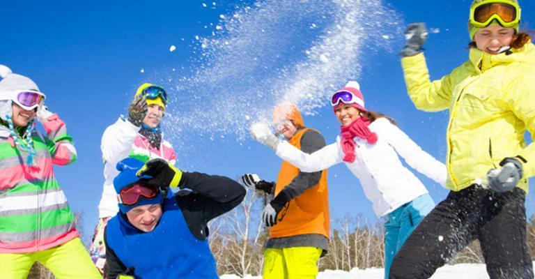 Fotografía de Gavarnie: Turismo de invierno Pirineos