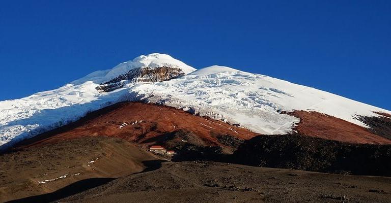 Foto Ecuador: Cotopaxi Los Andes