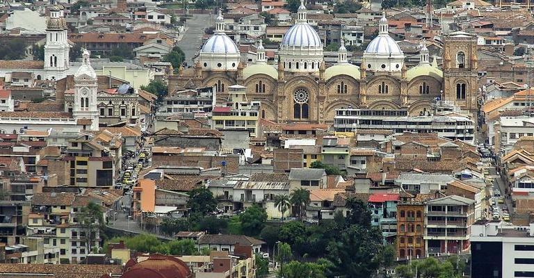 Foto Ecuador: Ecuador Cuenca