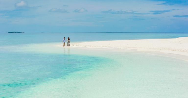 Picture Maldives: Maldivas pareja