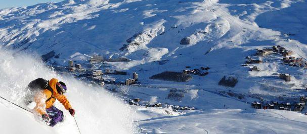 Fotografía de : Esquí en Los Alpes