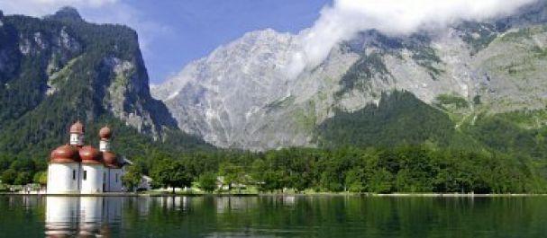 Fotografía de : Alpes Alemanes