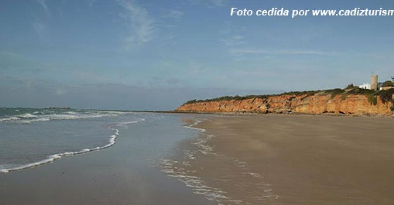 Fotografia de : Sancti Petri en la costa de Cadiz