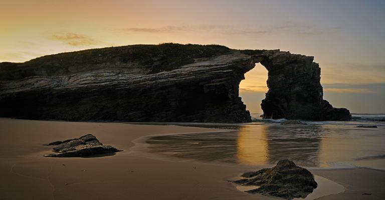 Fotografía de : Playa de las Catedrales