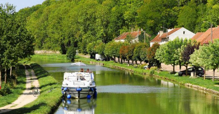 Fotografía de Borgoña: El canal de Borgoña