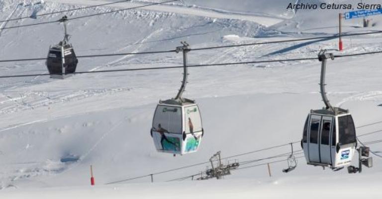 Fotografía de : Esquiando Sierra Nevada
