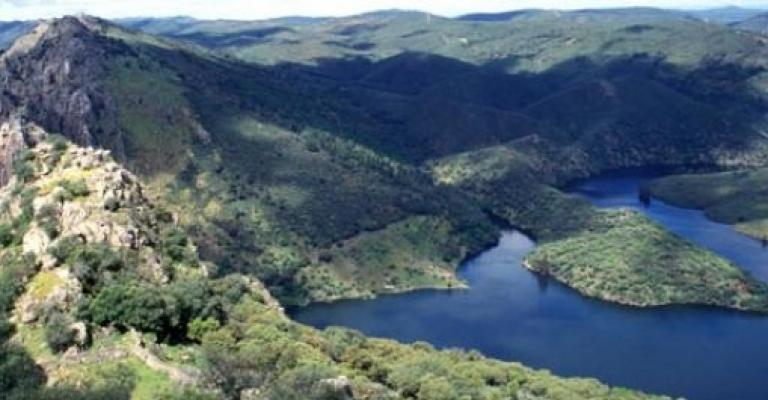 Picture : Parque Nacional de Monfragüe