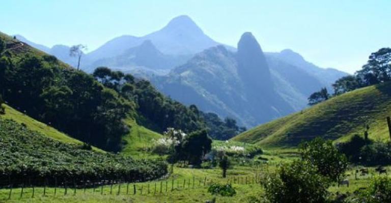Photo : Vista de los Apeninos