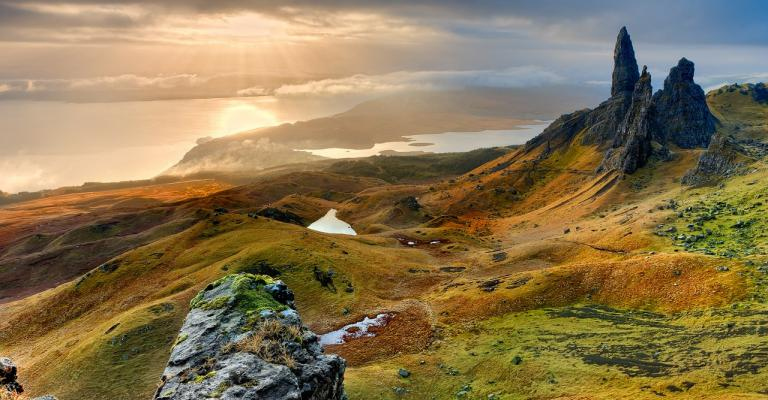 Fotografía de : Isla de Skye