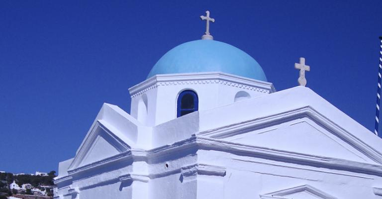 Foto von Mykonos: Mikonos, Grecia